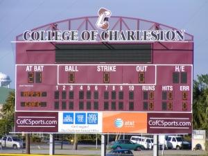 C Of C Scoreboard.