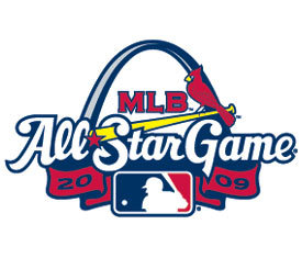 2009 All-Star Game will be in St. Louis.